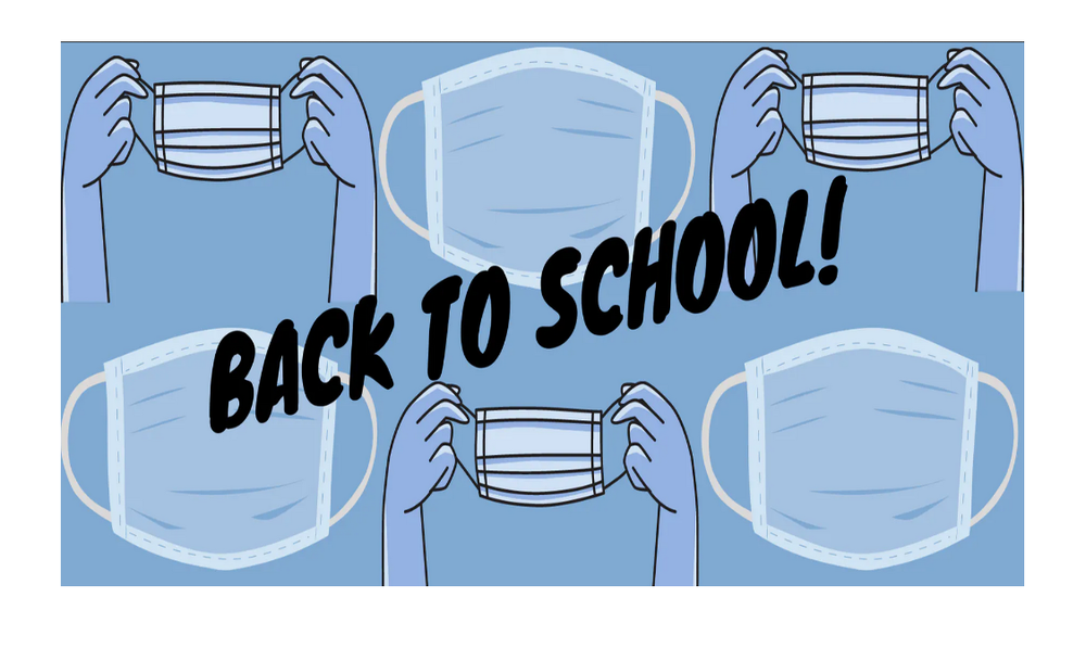 Heritage Back to School Mask Reminder & Daily Health Check Form