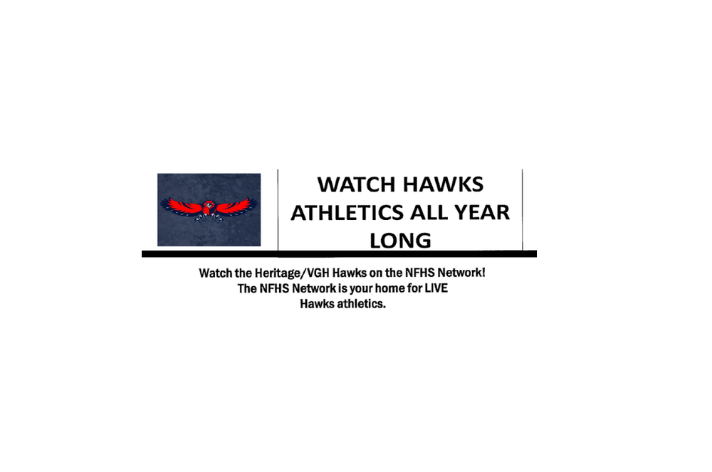 VGH & Heritage Updated COVID Sports Schedules, Spectator Guidelines, & HS Streaming Information