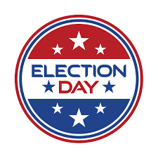NO SCHOOL Tuesday, 11/3/2020 for Election Day