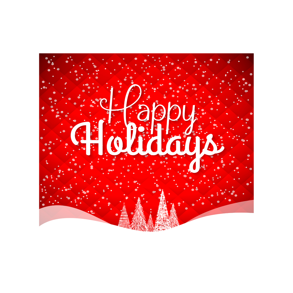Happy Holiday from Heritage - Daily Announcements 12/18/2020